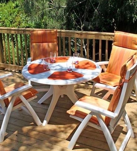 Kettalux&anp;reg; Rectangular Patio Table