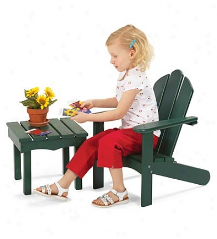 Kid's Adirondack Chair