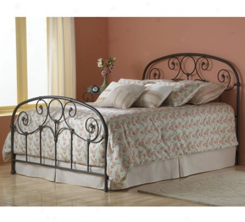 King Grafton Bed With Frame