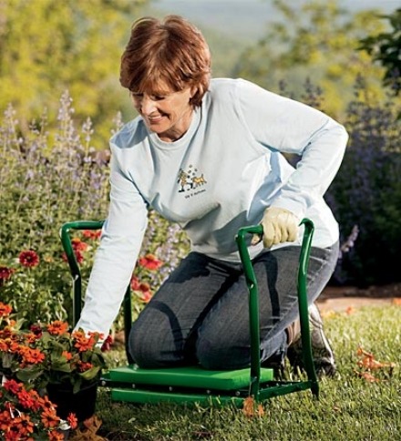 """Large Garden Kneeler26-1/2""""w X 10-3/4""""d X 19-1/4""""h"""