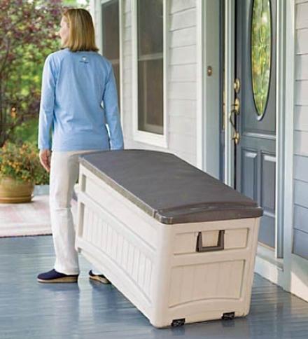 Large Oudtoor Storage Box