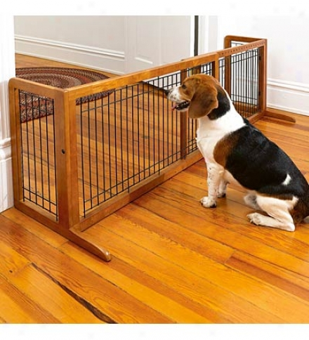 Big Pet Barrier