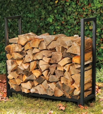 Large Tear- And Mildew-resistant Wood Rack Cover
