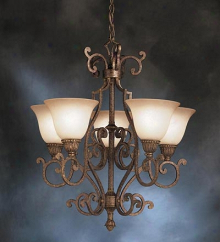 Larissa Five-light Chandelier