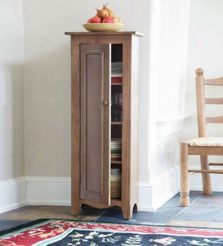 Madison Frmhouse Cupboard With Shelves
