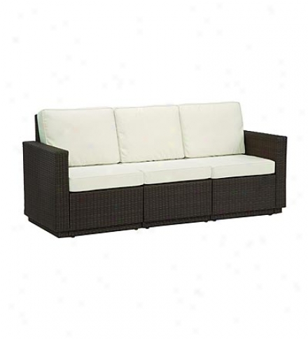 Madison Outdoor 3 Seat Sofa