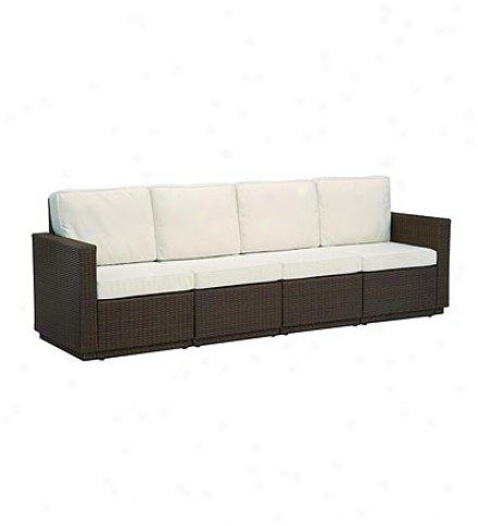Madison Outdoor 4 Seat Sofa