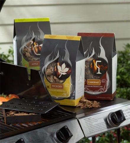 Meat-flavoring Wood Smoking Chips