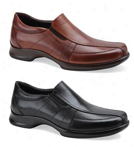 Men's Dansko Theo Full-grain Leather Dress Sboes