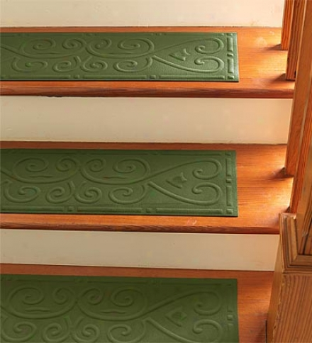 Microfiber Mats Stair Tread