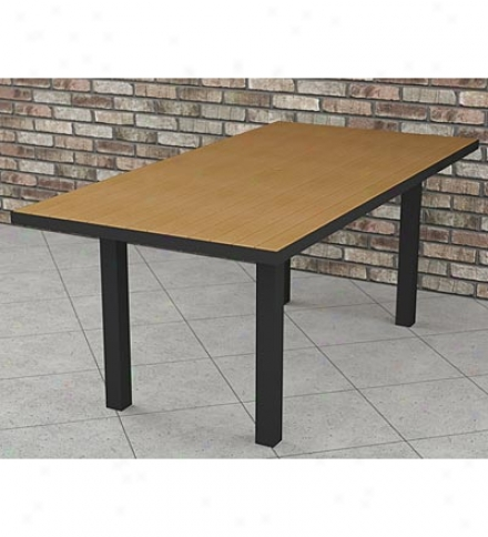 "Oblong Dining Table72&quotl X 36""w X 29""h"