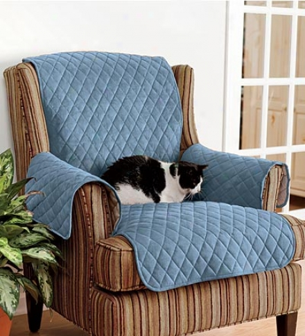 Personalized Pet Chair Cover