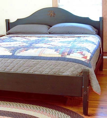 Pine Lodge Twin Bed