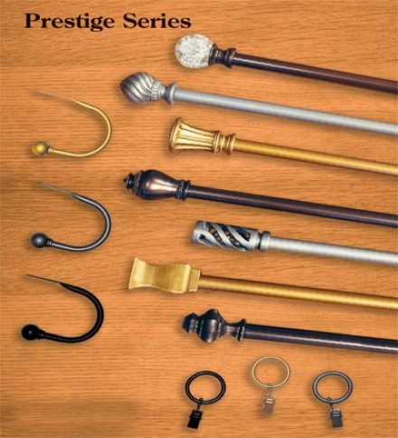 "Prestige Rod Set, 48-68""w"