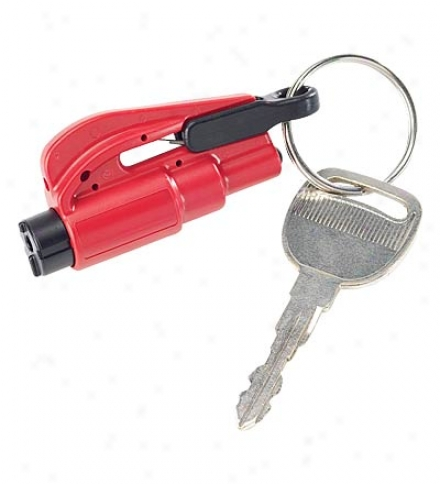 Res-q-me Compact Safety Took Keychain
