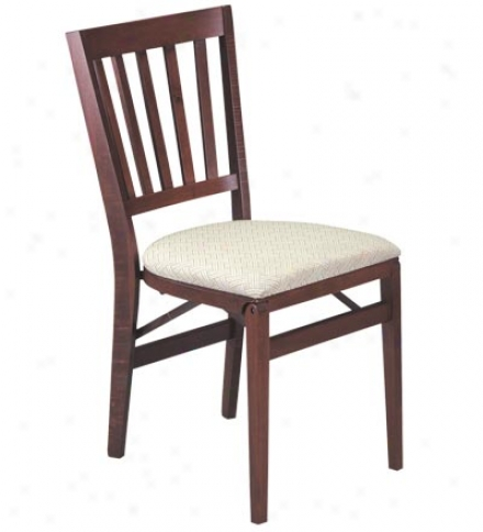 Schoolhouse Folding Chair, Set Of 2