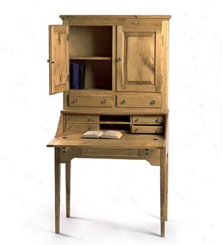Schoolmaster's Desk Withhutch
