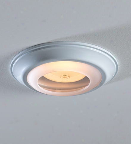 Simple Trim Recessed Lighy Cap Ring