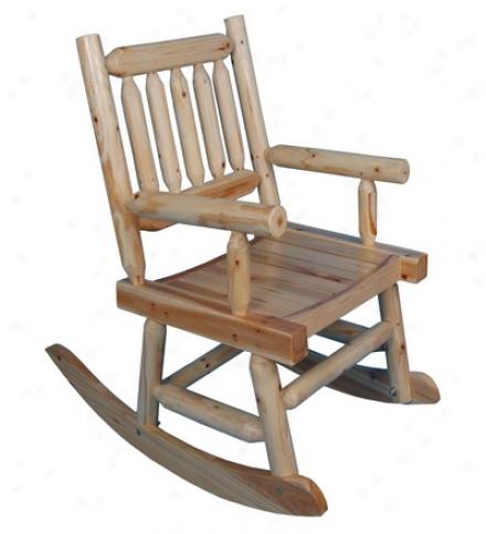 Single Cedar Rocker