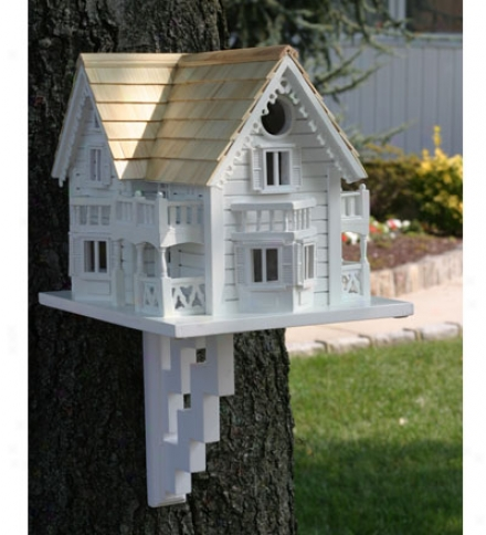 Slerpy Hollow Cottage Birdhouse