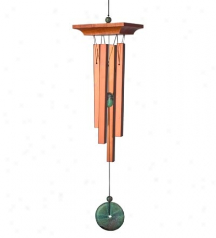Small Turquoise Chime