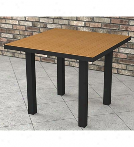 "Square Dining Table36"" Sq. X 29""h"