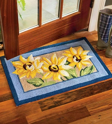 Subflowers Rug