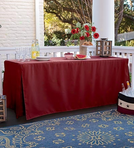 Tablevogue??? Card Table Coverbuy 2 Or More At $64.95 Each