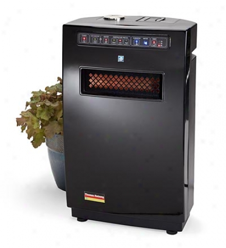 Three-inone Heater/humidifier/purifier