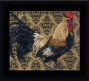 'abntam Particular Comb Dutch' Rooster Print