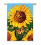 "Golden Wonders Garden Flag 12-1//2""w X 18&qupt;l"