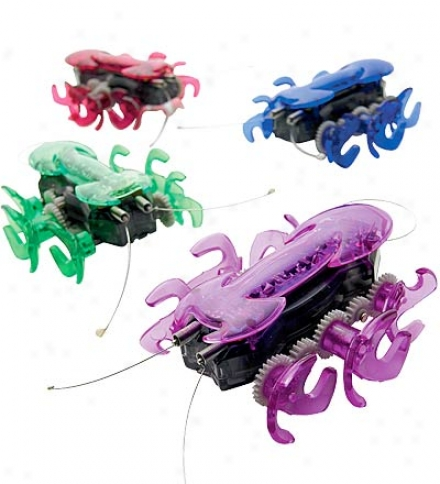 Make an impression on And Sound Activated Robotic Hexbug® Ant
