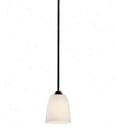 Transitional Mini Pendant Light In Harden Finish