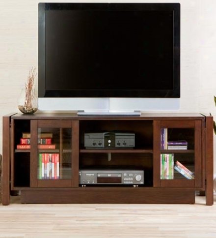 Tv Stand/media Solace