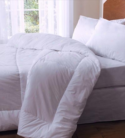 Twin Thermologic??? Down Comforter With Thermmofibre Technology