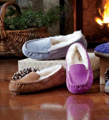 Ugg® Australia Anslye Moc Slippers