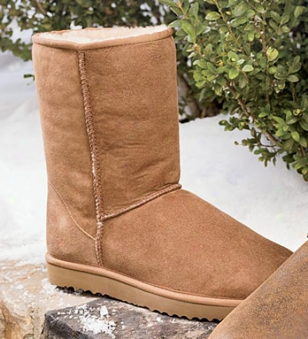 Ugg® Australia Men's Classic Lacking Chestnut Boot