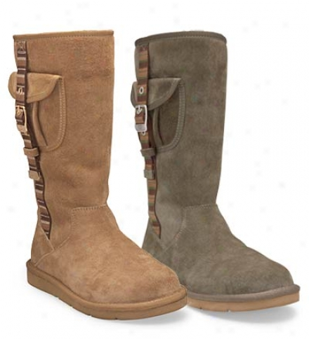 Ugg® Australia Women's Retro Cargo Boots With Scotchgard™ Protection