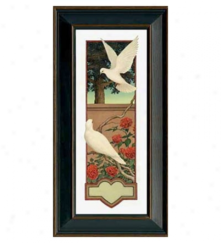 Unframed Doves Print