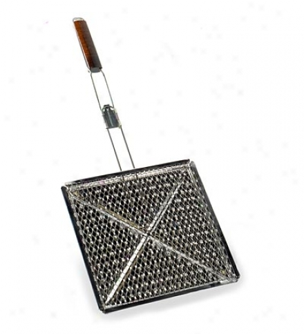 Usa-made Non-stick Hand-held Old-fashioned Mini Grill