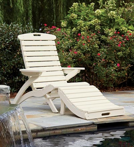 Us-made Southern Languish Wood Exterior Epic Leg Rest