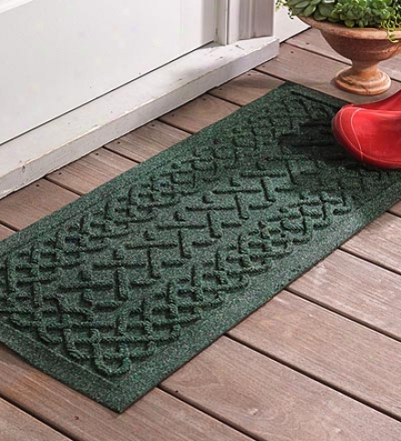 Usa-made Waterhog Space Saver Doormat