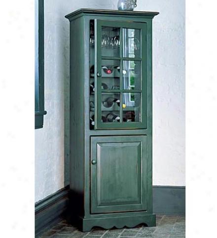 Wine Connoisseur's Cabinet
