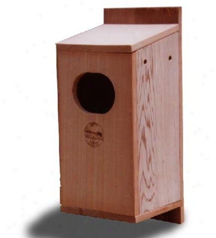 Wood Duck Nesting House