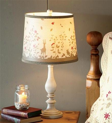 Woodlane Wonder Deer Lamp