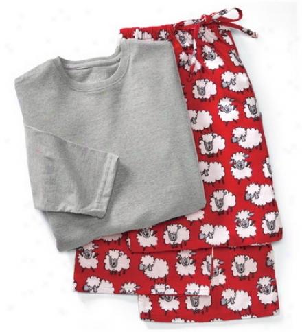 Woolrich® Cotton Sheep Loungewear