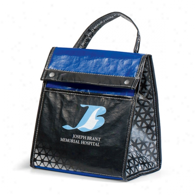 100% Recycled Imppulse Lunch Cooler