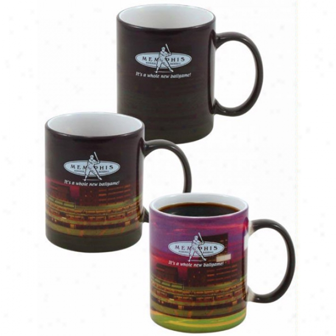 11oz. Mystique&reg Full Color Stoneware Mug