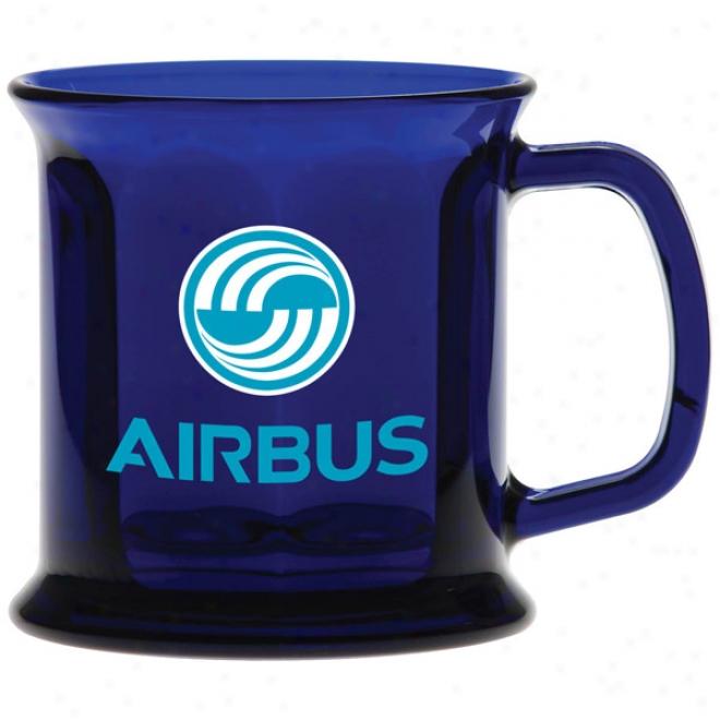 13 Oz. Blue Optic Presidential Mug
