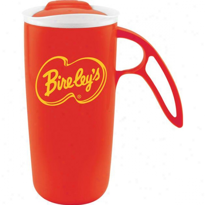 14 Oz. Plastic Travel Mug